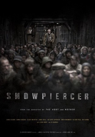 cover film Snowpiercer