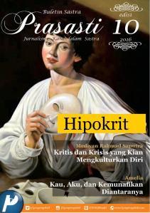 Book Cover: Buletin Prasasti Edisi 10: Hipokrit