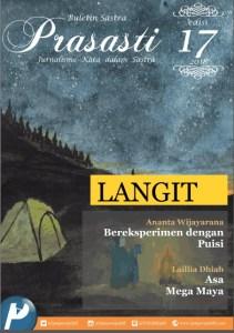 Book Cover: Buletin Prasasti Edisi 17: Langit