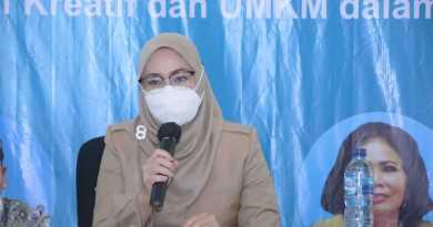 Foto: Expo, Seminar dan Workshop UMKM Kabupaten Purwakarta di Komplek Al-Irfan, Ciganea, Purwakarta.