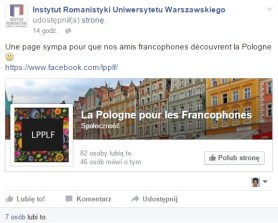 Instytut Romanistyki Uniwersytetu Warszawskiego