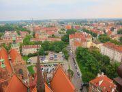 5 La vue de la tour de l'église de Saint Caterine - Muriel Chaplain