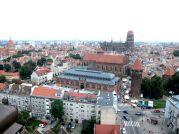 6 La vue de la tour de l'église de Saint Caterine2 - Muriel Chaplain