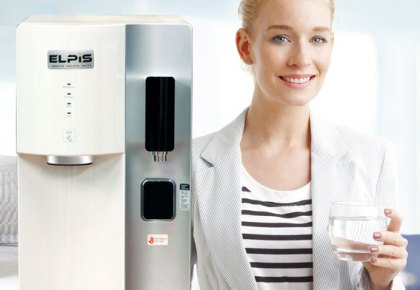 Wasserfilter und Wasseraufbeireter