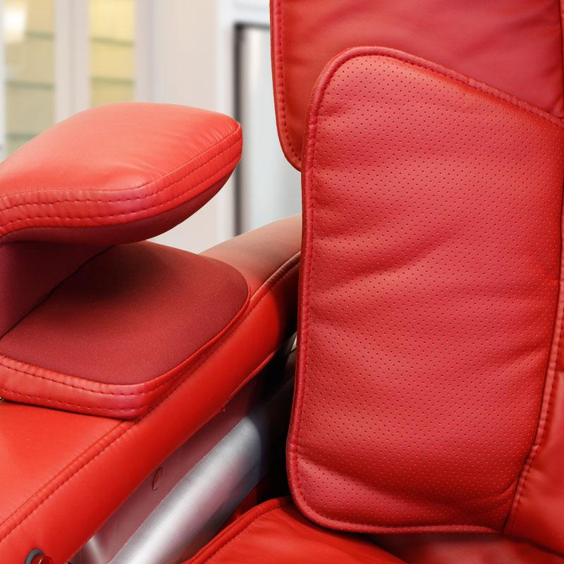 Massagesessel ELPIS EC 518: Armlehne-Luftkissen
