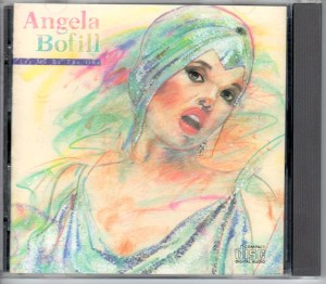 Angela Bofill Let Me Be The One ARCD 8258