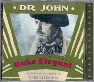 Dr John Duke Ellington CD