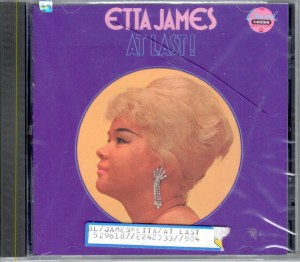 Etta James At Last! CD CHD-9266