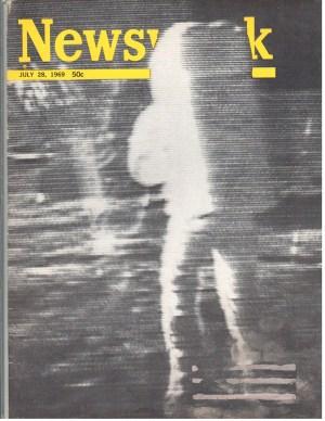 Newsweek NASA July 28 1969