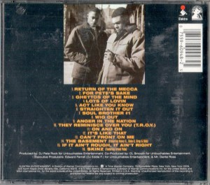 Pete Rock & C.L. Smooth Mecca & The soul Brother CD