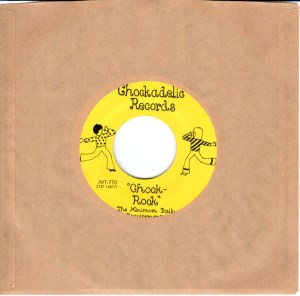 The Chock The Minimum Daily 45 rpm Vitamin Jingle