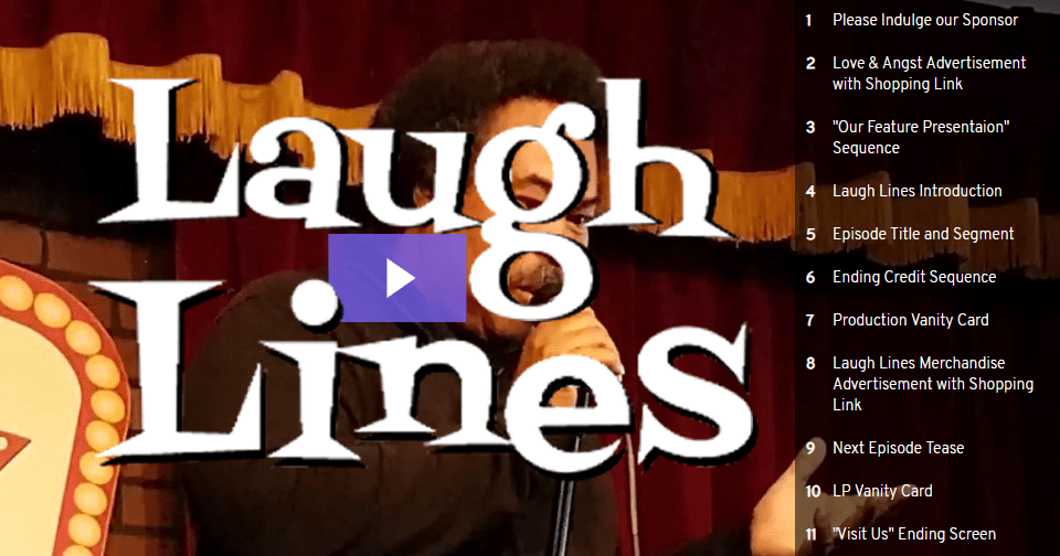 Laugh Lines - LP On Aging