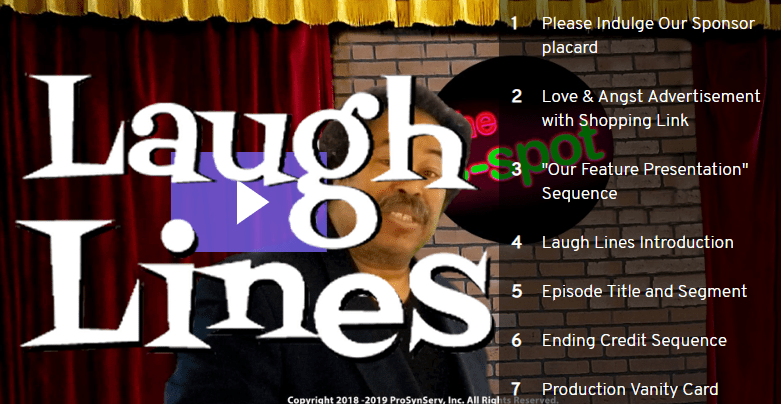 Laugh Lines - LP On Dating Featured Image