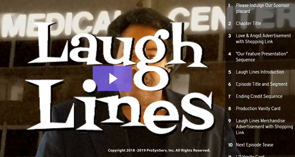 Laugh Lines - LP On The Vernacular (Word Play)