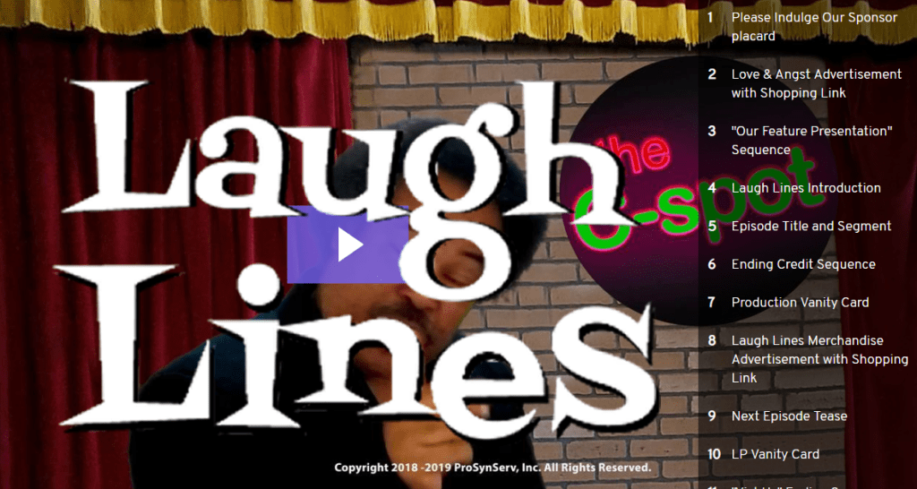 Laugh Lines - LP On Culture Featured Image