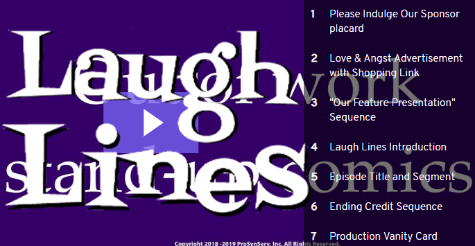 Laugh Lines - LP On Game Theory Featured Image.