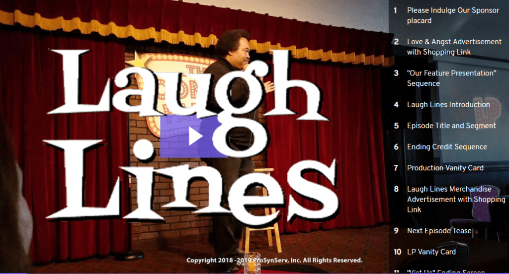 Laugh Lines - LP On Time Featured Image