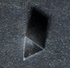 Triangular Micro-Prism