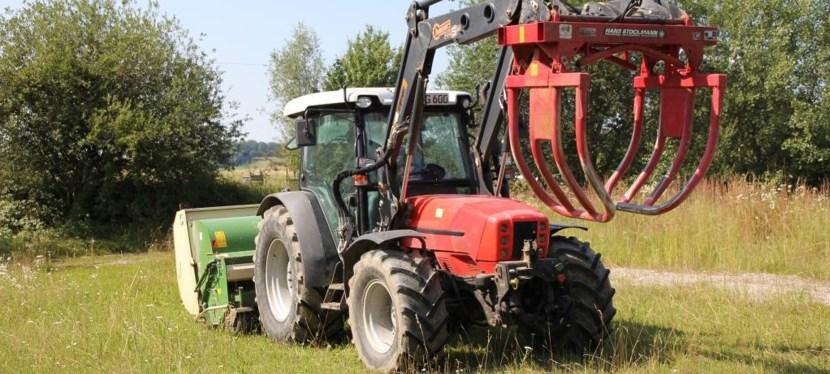 Landwirte für Landschaftspflege gesucht