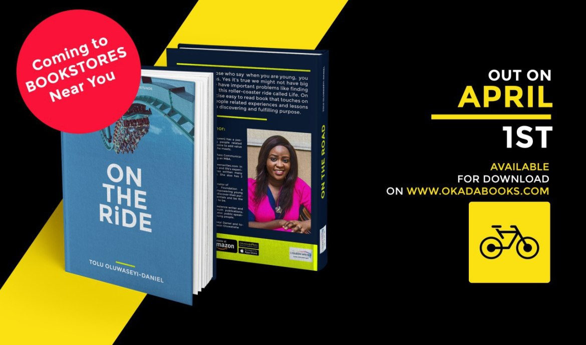 On the ride book Tolu Oluwaseyi-Daniel
