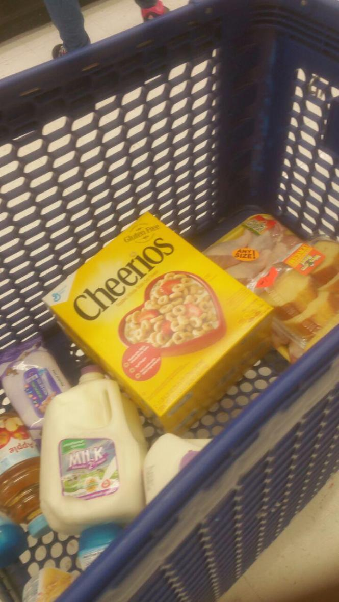 village girl lqueenwrites grocery store
