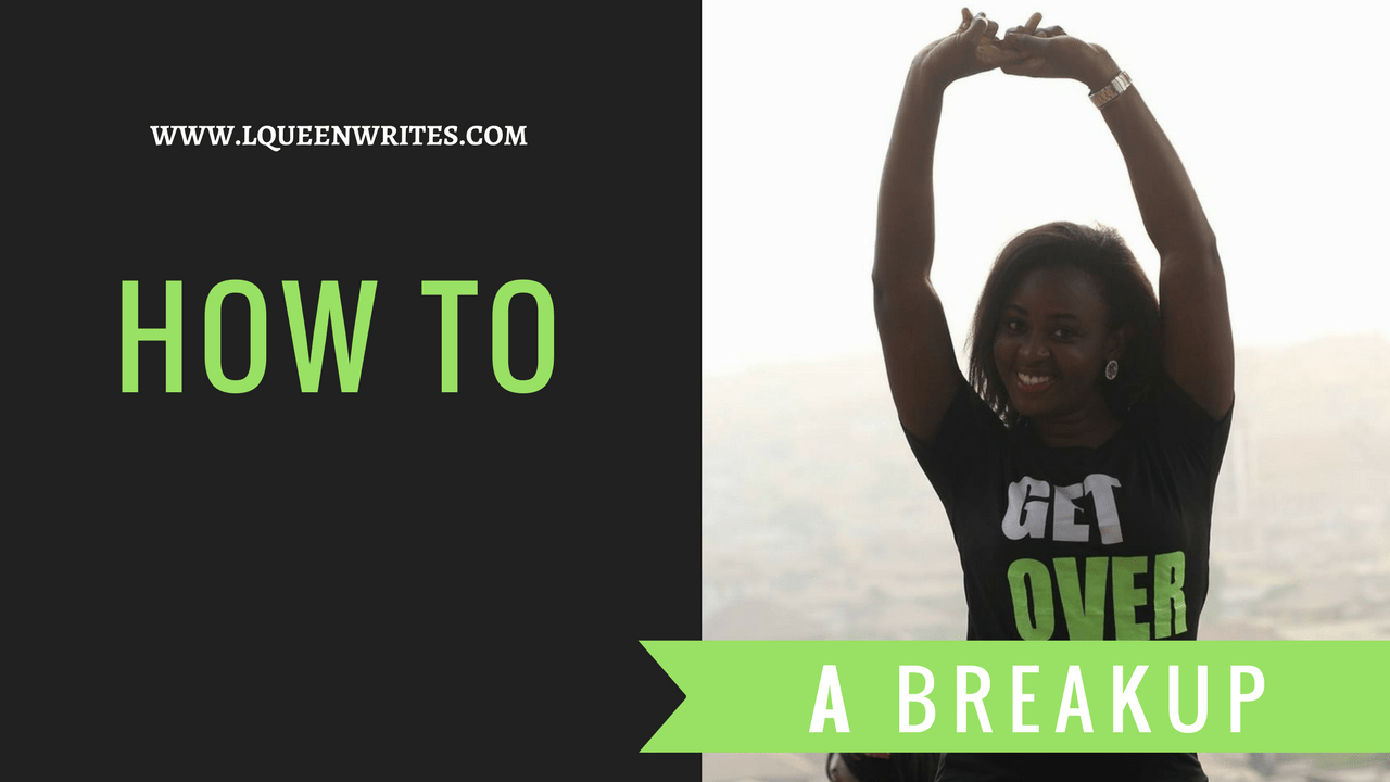 How to get over a breakup and move on