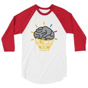 Big thinking unisex teeshirt