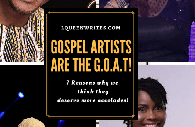 gospel artists