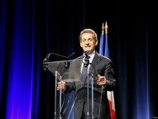 Souvenirs d'une grande et belle mobilisation autour de Nicolas Sarkozy