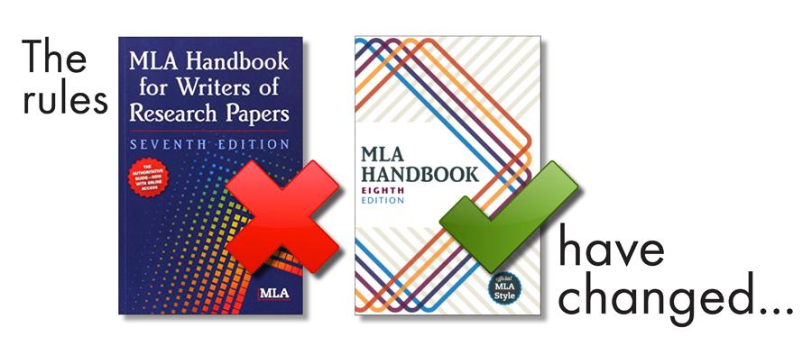 mla 8th edition header