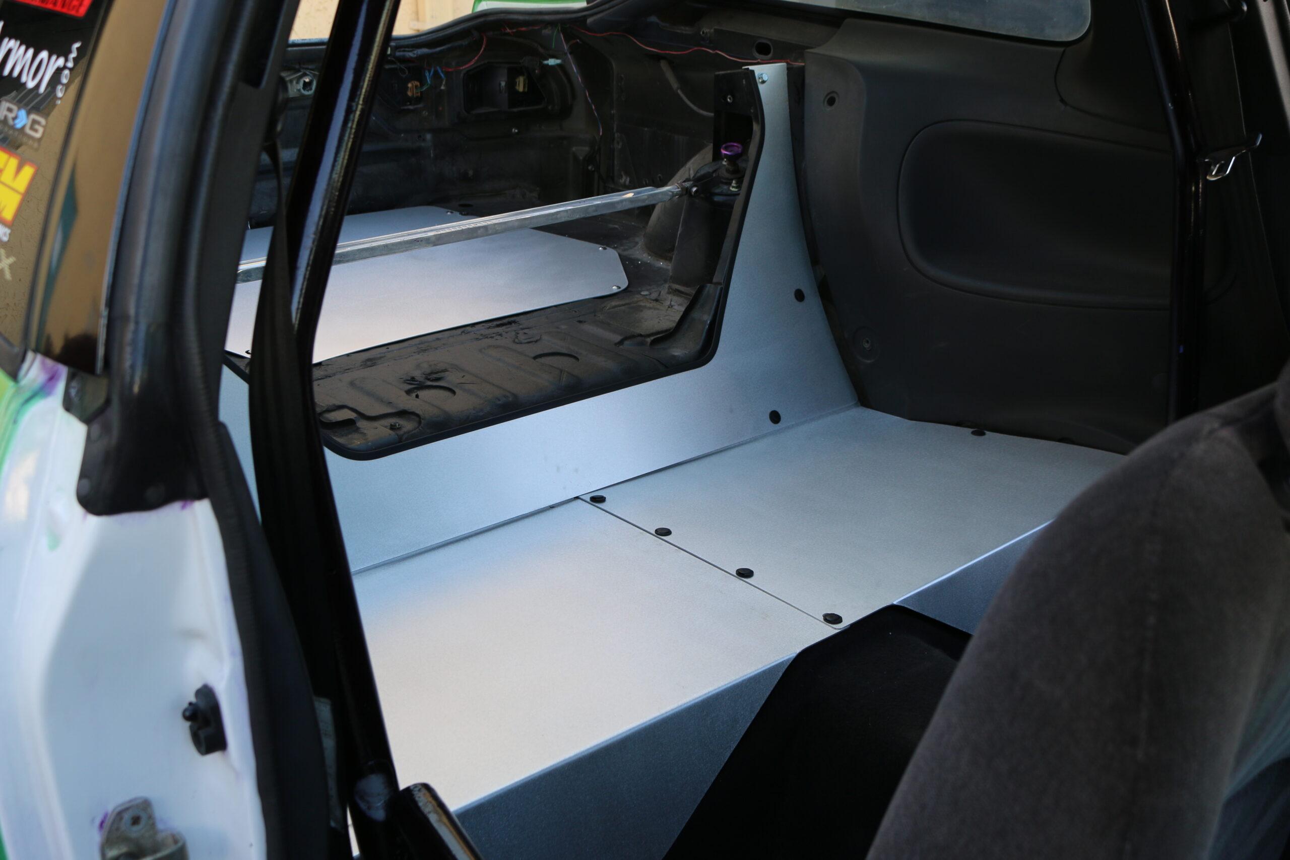 Mustang Interior Seat Back 02