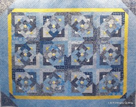 Janann's Blue and Yellow series 1