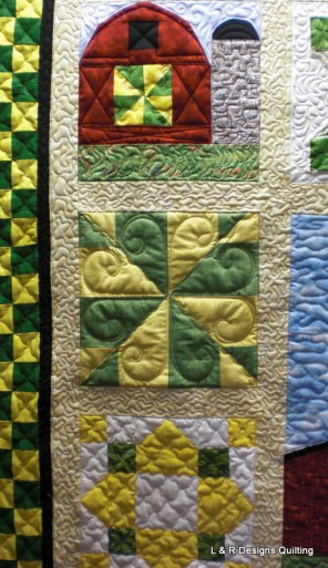 Shelby's Barn quilt 2