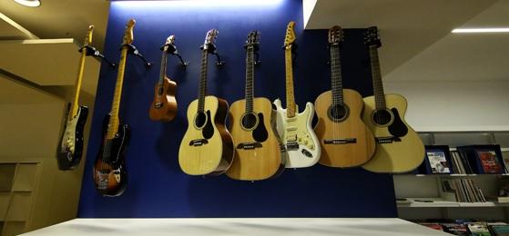 Les instruments de Cherbourg en exposition