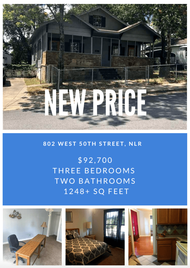 new price reduced 802 west 50th street