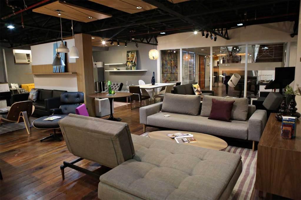 Living Space Home Furnishings – LRI Design Plaza