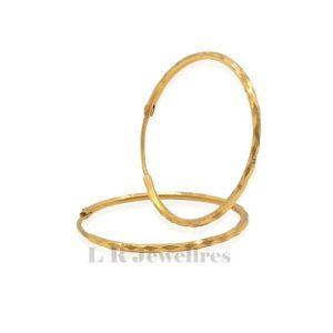 Gold Earrings Hoops