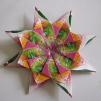 Origami Stjerner - DIY