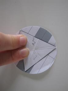 papirbold,trekant