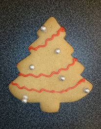 Honningkage juletræ - Spiselig bæredygtig julepynt