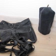 Tehætte syet af bukser