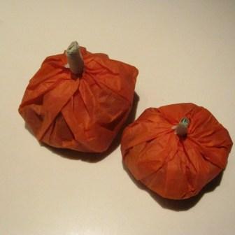 Små godte pakker til halloween