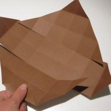 fold en kvadratisk æske - trin 14