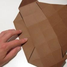 fold en kvadratisk æske - trin 15