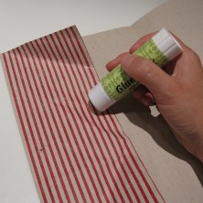 Foldet papir pose - trin 5