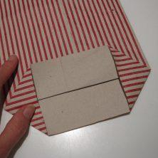 Guide til foldede papir poser, del 2