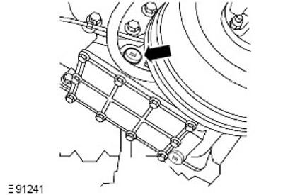 Слив и заливка трансмиссионной жидкости раздаточной