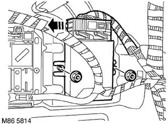 Электронный блок управления прицепа Рендж Ровер 3