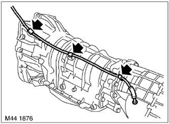 Коробка-автомат GM-5L40-E Рендж Ровер 3