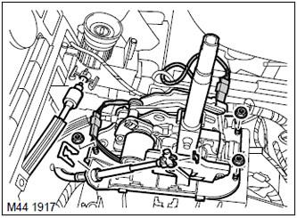 Коробка-автомат ZF 5HP24 Рендж Ровер 3